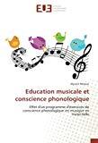 Éducation musicale et conscience phonologique