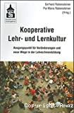 Kooperative lehr-und lernkultur : Ausgangspunkt für Veränderungen und neue Wege in der Lehrer - Innenbildung