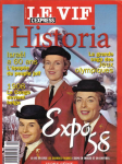 Le Vif / L'Express. Hors-série, HS - Mars 2008 - Expo 58