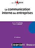 La communication interne des entreprises