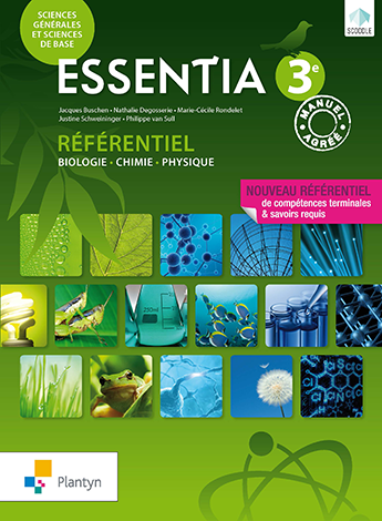 Essentia 3e. Référentiel