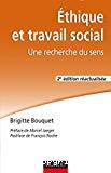 Ethique et travail social