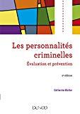 Les personnalités criminelles