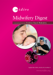 Introducing midwifery students to the world of research