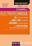 L'essentiel d'électrotechnique