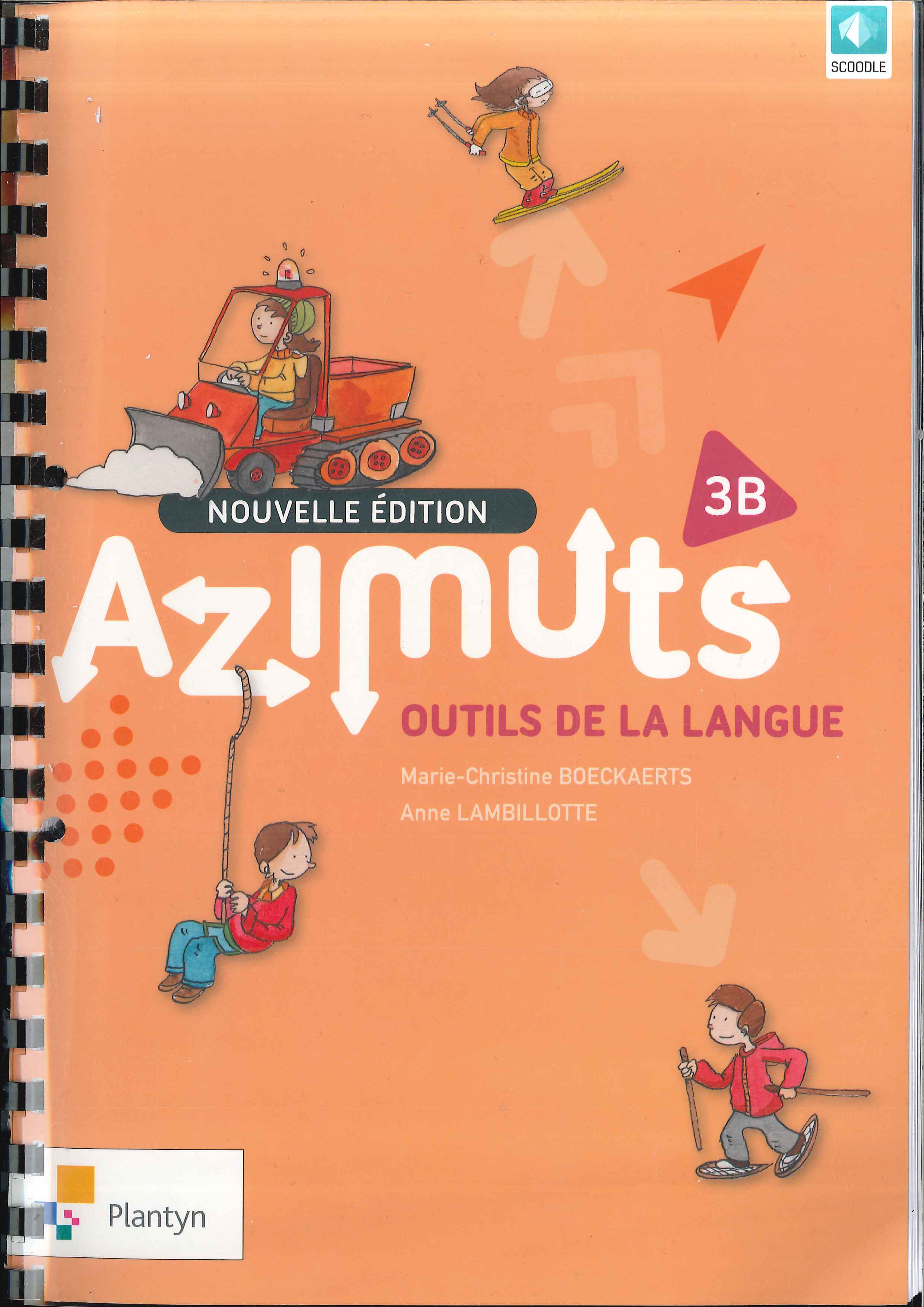 Azimuts outils de la langue 3B