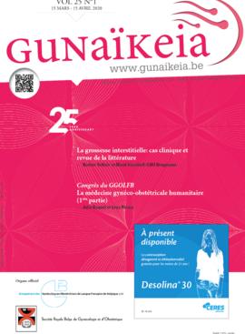 La médecine gynéco-obstétricale humanitaire (1ère partie)