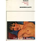 Tout l'oeuvre peint de Modigliani