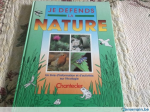 Je défends la nature