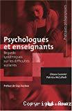 Psychologues et enseignants