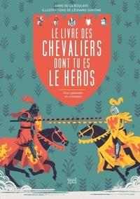 Le livre des chevaliers dont tu es le héros : le plateau de jeu