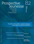 Le cannabis à l'adolescence dans les médias français, transgression ou souffrance ?