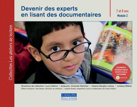 Devenir des experts en lisant des documentaires