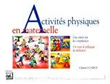 Activités physiques en maternelle