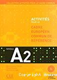 Activités pour le cadre commun de référence