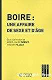 Boire : une affaire de sexe et d'âge