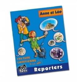 Anne et Léo reporters : livre de l'enfant