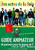 Guide animateur du parcours pour les jeunes de 5e