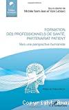 Formation des professionnels de santé, partenariat patient