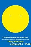 Le dictionnaire des émotions