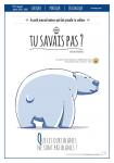 Tu savais pas ?, N° 31 - Janvier 2020 - Que les ours blancs ne sont pas blancs !