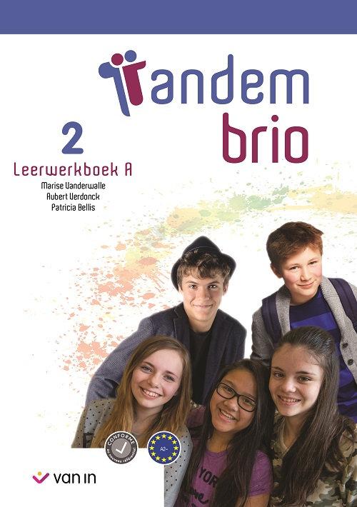 Tandem brio 2 : leerwerkboek A
