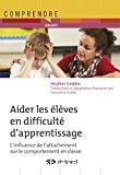 Aider les élèves en difficulté d'apprentissage