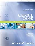 Calcul de la dose