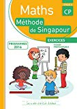 Maths méthode de Singapour. CP, cycle 2 : exercices