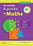 Le nouvel À portée de maths, CE2 cycle 2