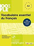 Vocabulaire essentiel du français. A1-A2 : [CD MP3]