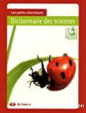 Dictionnaire des sciences