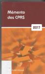 Mémento CPAS 2017