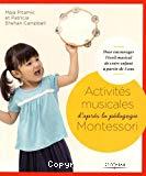 Activités musicales d'après la pédagogie Montessori