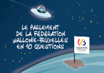 Le Parlement de la Fédération Wallonie-Bruxelles en 10 questions