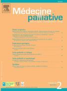 Burnout et médecine palliative : souffrances psychiques des internes