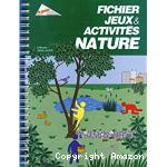 Fichier jeux et activités nature