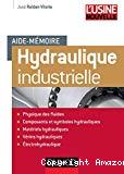 Hydraulique industrielle - Aide-Mémoire