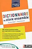 Dictionnaire du vivre ensemble