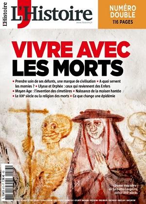 N° 473-474 - Juillet - Août 2020 - Vivre avec les morts (Bulletin de L'Histoire, N° 473-474 [01/07/2020])