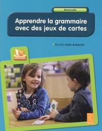 Apprendre la grammaire avec des jeux de cartes