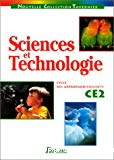 Sciences et technologie.Cycle des approfondissements.CE2