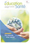 Éducation santé, 381 - Octobre 2021 - Un monde. Une santé