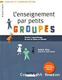 L'enseignement par petits groupes