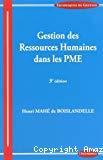 Gestion des ressources humaines dans les PME