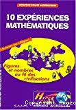10 expériences mathématiques