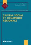 Capital social et dynamique régionale