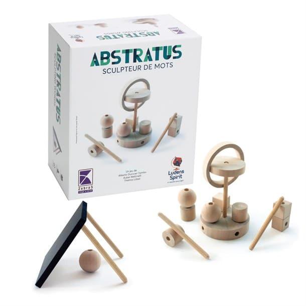 Abstratus, sculpteur de mots