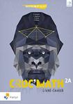 Croc'Math 2A : livre-cahier