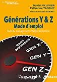 Générations Y & Z